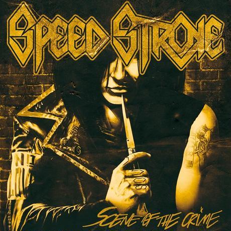 """SPEED STROKE """"Scene Of The Crime""""(Japan Edition + obi)"""