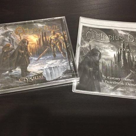 "MELODIUS DEITE ""Elysium""(Japan Edition + obi) + Special Gift CD-R 2020"