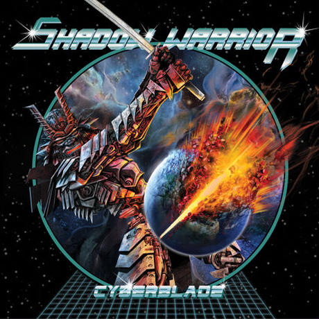 "SHADOW WARRIOR ""Cyberblade""(Japan Edition + obi)+ Special Gift CD-R2020"