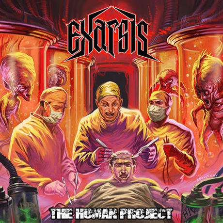 "EXARSIS ""The Human Project"" (Japan Edition + obi)"