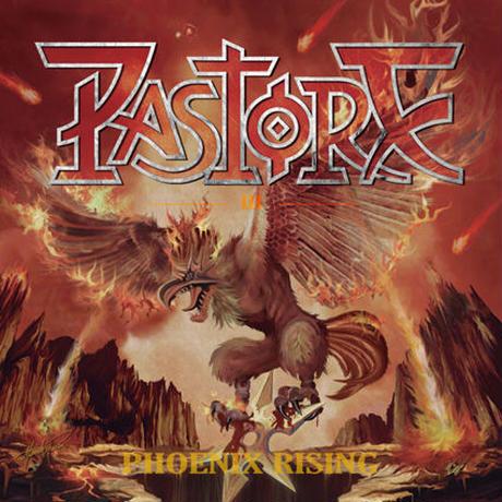 "PASTORE ""Phoenix Rising"" (Japan Edition + obi)"