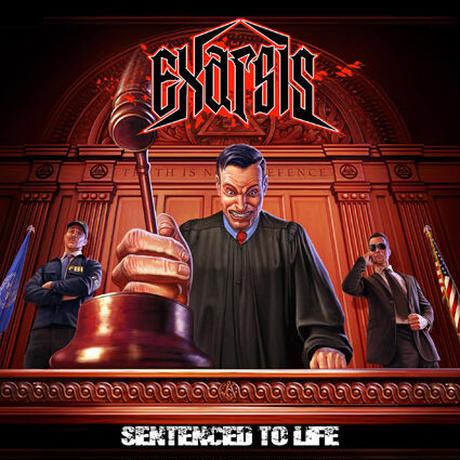 "EXARSIS ""Sentenced To Life"" (Japan Edition + obi)"