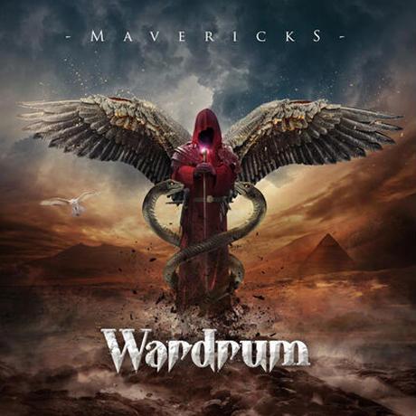 "WARDRUM ""Mavericks"" (Japan Edition + obi)"