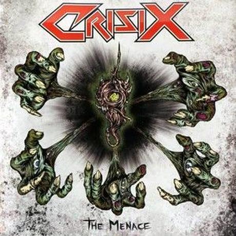 "CRISIX ""The Menace""(Japan Edition + obi+ gift 2pin)"