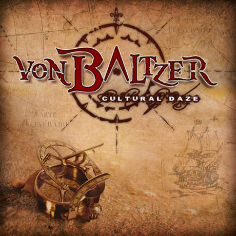 "VON BALTZER ""Cultural Daze"" (Japan Edition + obi)"