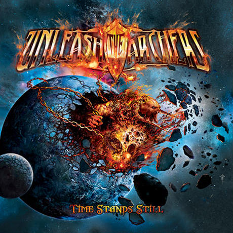 "UNLEASH THE ARCHERS ""Time Stands Still"" (Japan Edition + obi)"