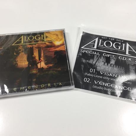 "ALOGIA ""Semendria""(Japan Edition + obi) + Special Gift CD-R 2020"