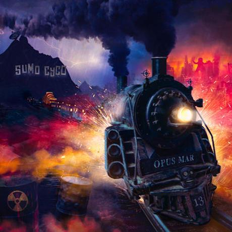 "SUMO CYCO ""Opus Mar"" (Japan Edition + obi)"