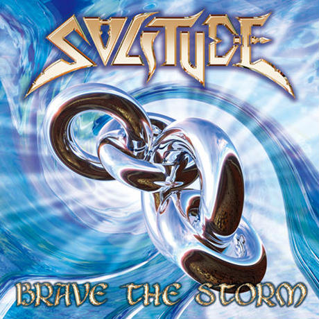 "SOLITUDE ""Brave The Storm"" (Japan Edition + obi)"