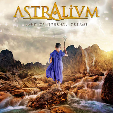 "ASTRALIUM ""Land of Eternal Dreams""(Japan Edition + obi)"