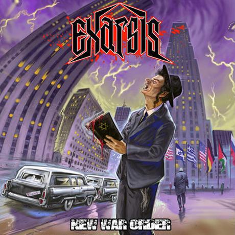 "EXARSIS ""New War Order"" (Japan Edition + obi)"