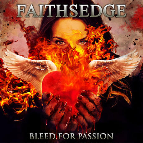 "FAITHSEDGE ""Bleed For Passion""(Japan Edition + obi)"