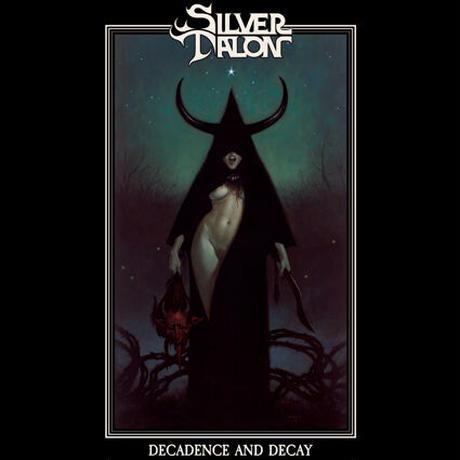 "SILVER TALON ""Decadence and Decay"" (Japan Edition + obi)"