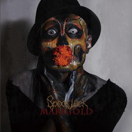 "(CD) 2nd Album ""MARIGOLD"" / Spookjack"