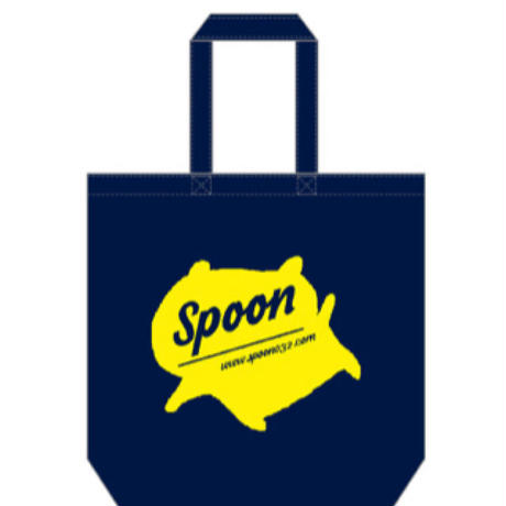 【物販・Goods】2019年Spoonトートバッグ