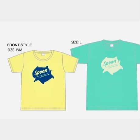 【物販・GOODS】2019年SpoonTシャツ