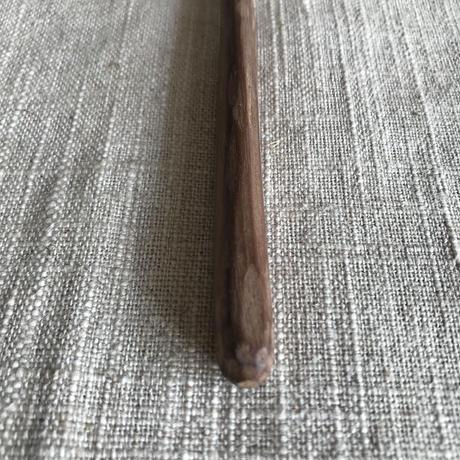 台湾の木工スプーン ウォルナット①