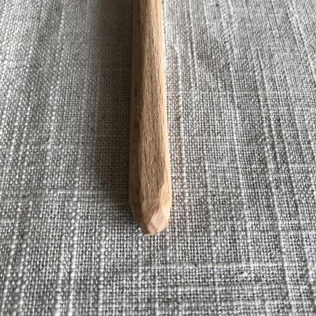 台湾の木工スプーン オーク