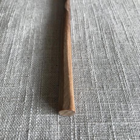 台湾の木工スプーン ウォルナット②