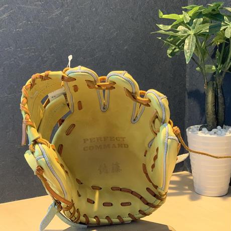 佐藤グラブ工房 内野手用グラブ SGK61 セカンド ショート サード 受注生産 約1ヶ月半