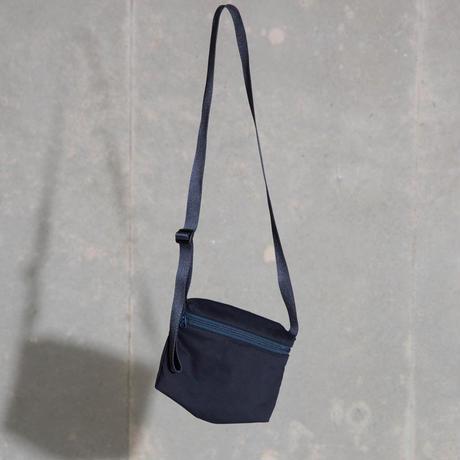 ソフトテンセルクロスミニサコッシュ【ネイビー】  L-BAG-06