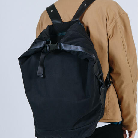 ソフトテンセルクロス2WAYバックパック【ネイビー】  L-BAG-04