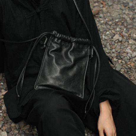 KIP SHOULDER BAG【BLACK】L251