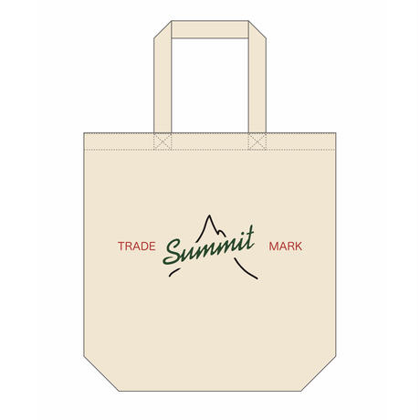 "SUMMIT ""TRADE MARK"" トートバッグ"