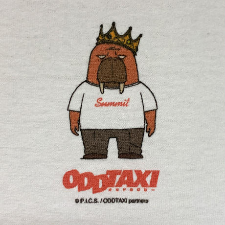 ODDTAXI × SUMMIT T-Shirt