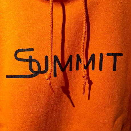 SUMMIT  LOGO RESCUE PARKA (Rescue Orange)