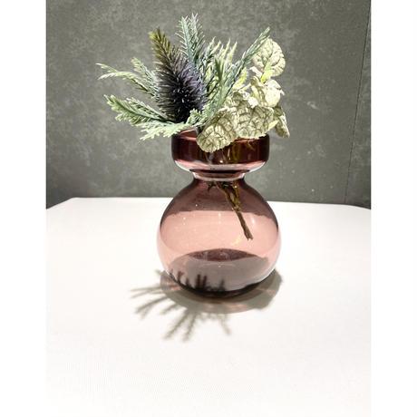 Bulb Vase Purple