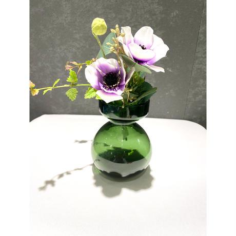 Bulb Vase Green