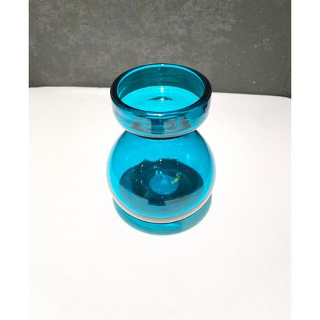 Bulb Vase Light Blue