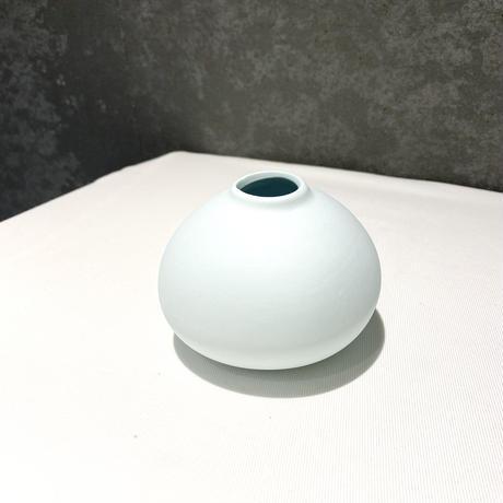 Flower Pot Light Blue