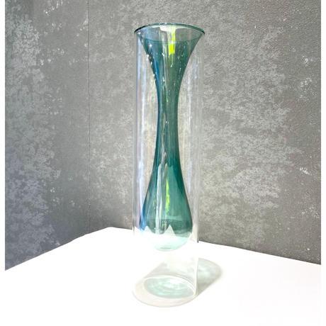 Flower Vase  Blue