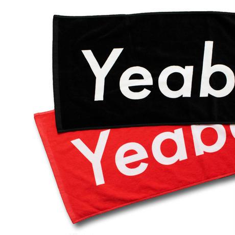 Yeaboii Sport towel<RED> (YEABOII-0041)