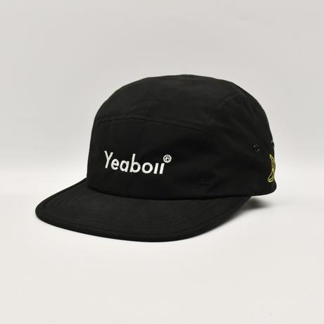 Yeaboii BANANA Jet cap<BLACK> (YEABOII-0037)