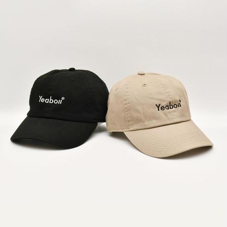 Yeaboii Basic cap<KHAKI> (YEABOII-0036)