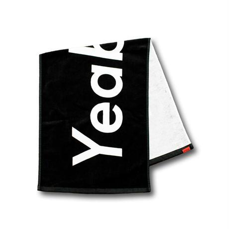 Yeaboii Sport towel<BLACK> (YEABOII-0041)
