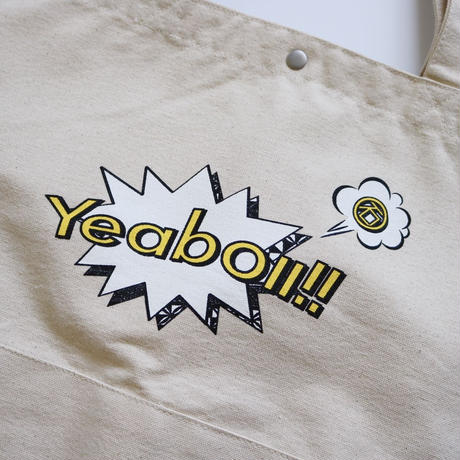 Yeaboii Canvas tote bag Ⅰ<AMECOMI> (YEABOII-0012)