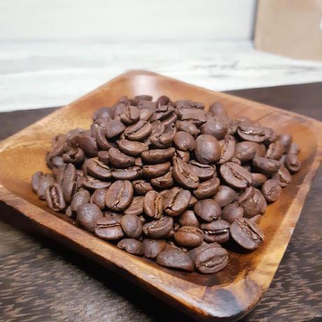メキシコ・デカフェ(カフェインレスコーヒー) 100g【まるで石焼き芋w】