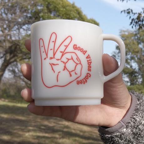 【数量限定!】Spriva Coffee Roastersオリジナルマグカップ(マンデリン・トバコ100g付き)