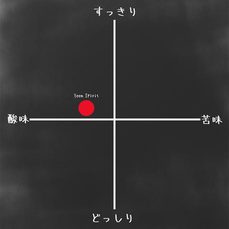 【気持ちをリセット!】Teen Spirit 100g (オリジナルブレンド)