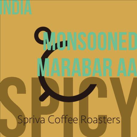 インド モンスーン・マラバールAA 100g【これが航海時代の味】
