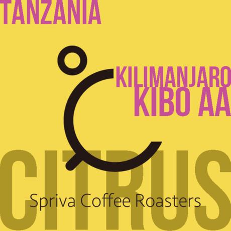 タンザニア・キリマンジャロ KIBO AA【キレのある酸味となめらかさ】