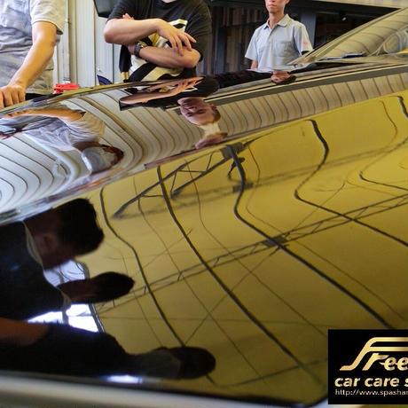 スパシャン グラフェン コーティング 炭素グラフェン 耐久性3年~6年 炭素コーティング 洗車 ガラスコーティング