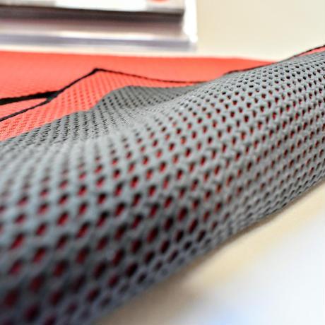 新型クレイタオル2018 メッシュタイプの粘土付き鉄粉取りタオル ボディに傷が入らない
