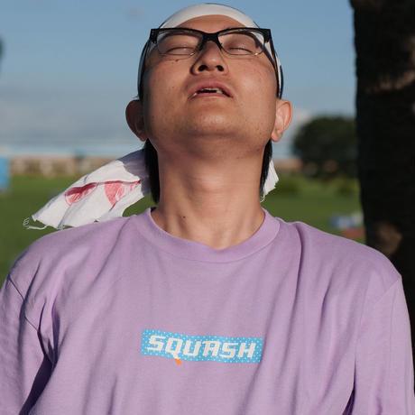 【限定枚数販売中】劇団スカッシュTシャツ2019SUMMER ver(ライトパープル)