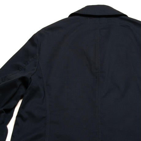 FRENCH TWILL LOAFER JACKET / BLACK