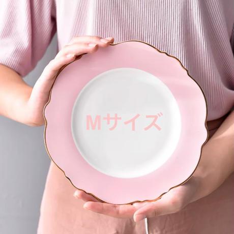 ピンクプレート【Lサイズ】